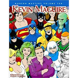 Modern Masters Volume 10: Kevin Maguire Books