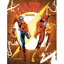 The Flash Companion Books