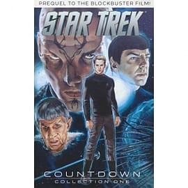Star Trek Countdown Collection: Volume 1 Books
