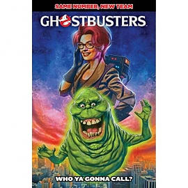 Ghostbusters Who Ya Gonna Call? Books