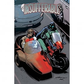 Insufferable Volume 2 Books