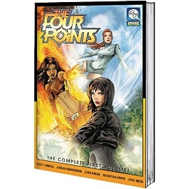 Four Points Volume 1: Horsemen Books