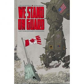We Stand On Guard Deluxe Hardcover Books