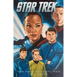 Star Trek New Adventures: Volume 3 Books