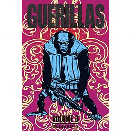 Guerillas Volume 3 Books