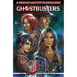 Ghostbusters: The New Ghostbusters Books