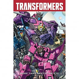 Transformers More Than Meets The Eye: Volume 9 Books