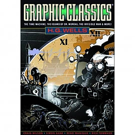 Graphic Classics Volume 3: H.G. Wells (3rd Edition) Books