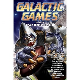 Galactic Games Books