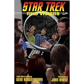 Star Trek New Visions: Volume 3 Books