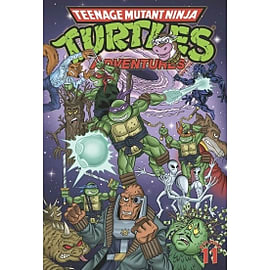 Teenage Mutant Ninja Turtles Adventures: Volume 11 Books