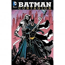 Batman Contagion Books