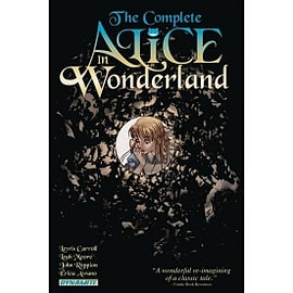 Complete Alice In Wonderland Books