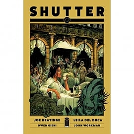 Shutter Volume 3 Books
