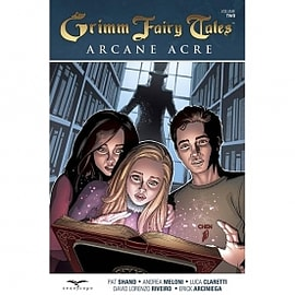 Grimm Fairy Tales Arcane Acre Volume 2 Books
