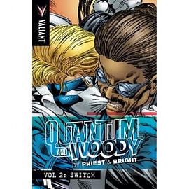 Quantum and Woody by Priest & Bright, Volume 2 Switch Books