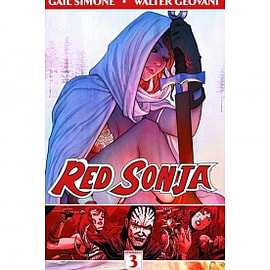 Red Sonja, Volume 3 The Forgiving of Monsters Books