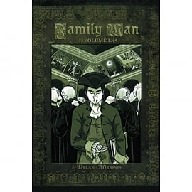 Family Man Volume 1 Books