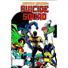 Suicide Squad Vol. 2: The Nightshade Odyssey Books