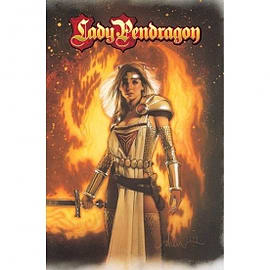 Lady Pendragon Volume 1 Books