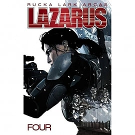 Lazarus, Volume 4 Poison Books