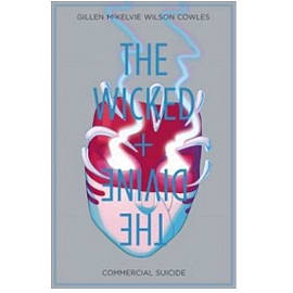 The Wicked The Divine, Volume 3: Commercial Suicide Books