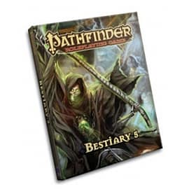 Pathfinder Roleplaying Game Bestiary 5 Books