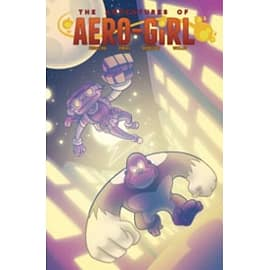 Adventures of Aero Girl Books