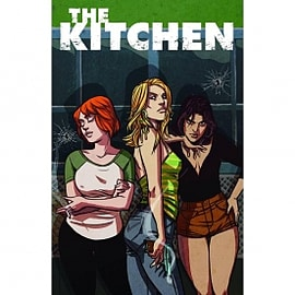 Kitchen TP Books