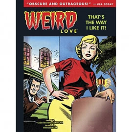 Weird Love That's The Way I Like It Volume 2 Hardcover Books