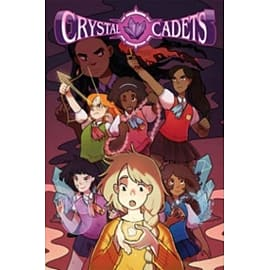Crystal Cadets Books