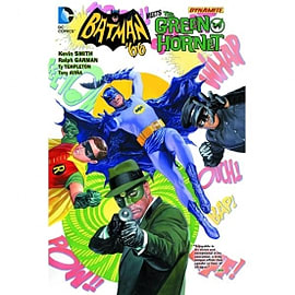 Batman 66 Meets the Green Hornet TP Books