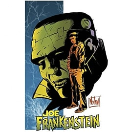 Joe Frankenstein Hardcover Books