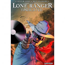 Lone Ranger Vindicated Books