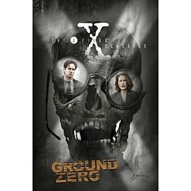 X-Files Classics Ground Zero Books