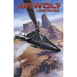 Airwolf Airstrikes Volume 1 Books