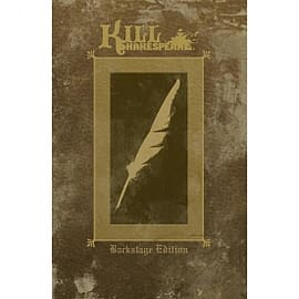 Kill Shakespeare Volume 1 Backstage Edition Oversized Hardcover Books