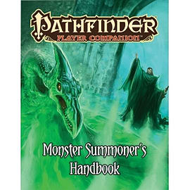 Pathfinder Player Companion Monster Summoner's Handbook Books