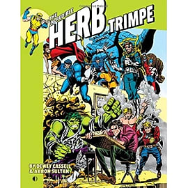 Incredible Herb Trimpe Hardcover Books