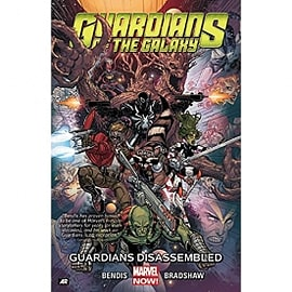 Guardians of the Galaxy Volume 3 Guardians Disassembled Marvel Now Books