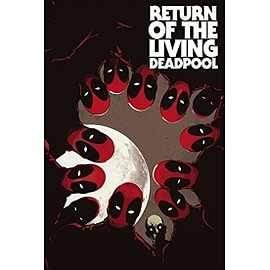 Return of the Living Deadpool Books