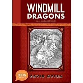 Windmill Dragons: A Leah and Alan Adventure Hardcover Books