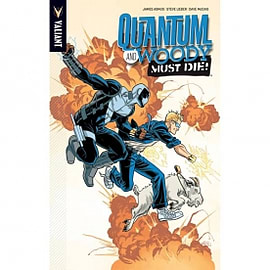 Quantum and Woody Volume 4 Quantum and Woody Must Die! TP Books