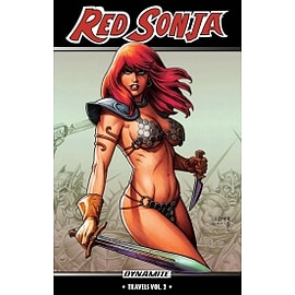 Red Sonja Travels Volume 2 Paperback Books