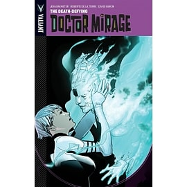 The Death-Defying Dr. Mirage Paperback Books