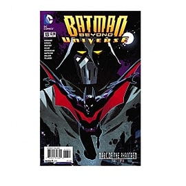 DC Comics Batman Beyond 2.0 Vol. 3 Marked Soul Paperback Books