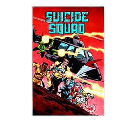 Suicide Squad Volume 1 Trial by Fire Paperback Books