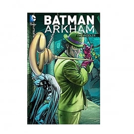 Batman Arkham Riddler Paperback Books