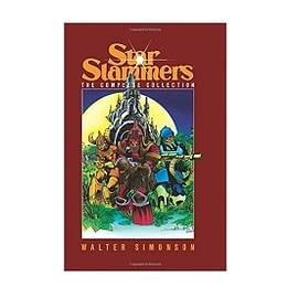 Star Slammers The Complete Collection Hardcover Books