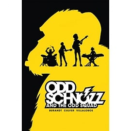Oddhnozz & The Odd Squad Books